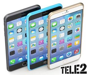 iphone 6s tele2