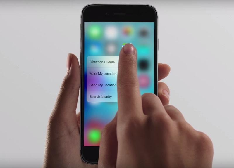 iPhone 6S abonnement 64GB