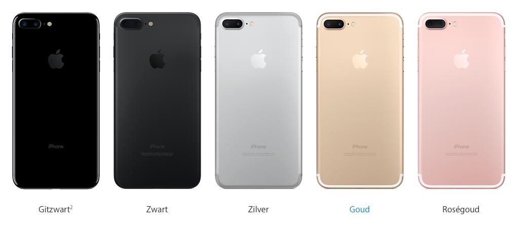 Goedkoop Abonnement Iphone  Gold