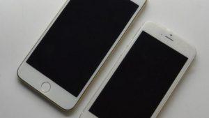 productie iPhone 6S