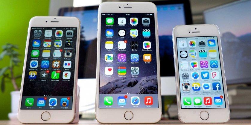 iPhone 6S aanbiedingen
