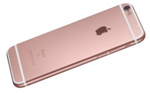 iPhone 6S Rose Goud
