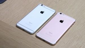 iphone 6S zilver editie
